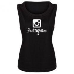 Майка жіноча Instagram