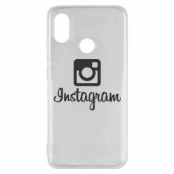 Чехол для Xiaomi Mi8 Instagram