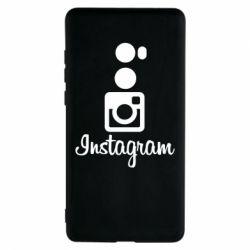 Чохол для Xiaomi Mi Mix 2 Instagram
