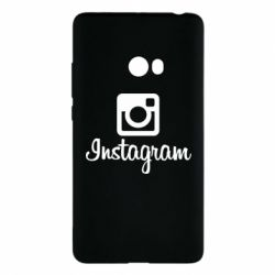 Чохол для Xiaomi Mi Note 2 Instagram