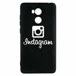 Чохол для Xiaomi Redmi 4 Pro/Prime Instagram