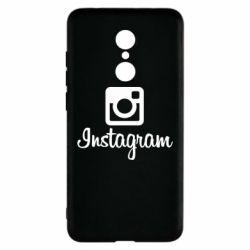 Чохол для Xiaomi Redmi 5 Instagram