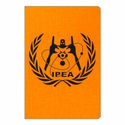 Блокнот А5 International Project Evangelion Agency