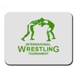Коврик для мыши International Wrestling Tournament - FatLine