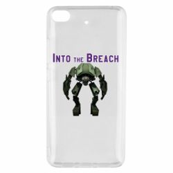 Чехол для Xiaomi Mi 5s Into the Breach roboi