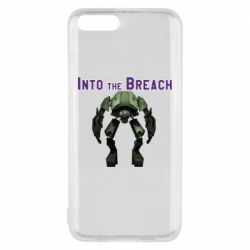 Чехол для Xiaomi Mi6 Into the Breach roboi