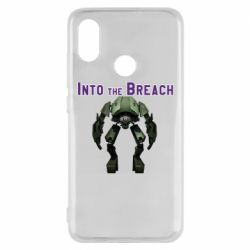Чехол для Xiaomi Mi8 Into the Breach roboi