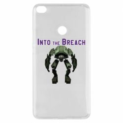 Чехол для Xiaomi Mi Max 2 Into the Breach roboi