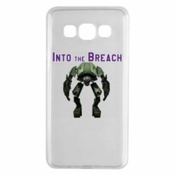 Чехол для Samsung A3 2015 Into the Breach roboi