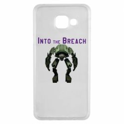 Чехол для Samsung A3 2016 Into the Breach roboi