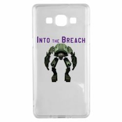 Чехол для Samsung A5 2015 Into the Breach roboi