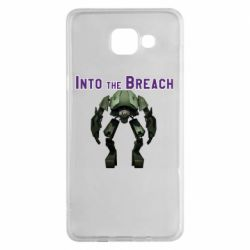 Чехол для Samsung A5 2016 Into the Breach roboi