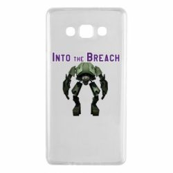 Чехол для Samsung A7 2015 Into the Breach roboi