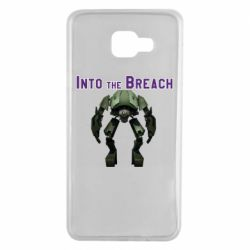 Чехол для Samsung A7 2016 Into the Breach roboi