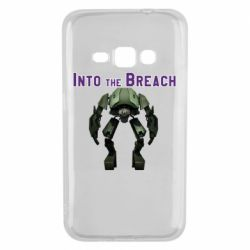 Чехол для Samsung J1 2016 Into the Breach roboi