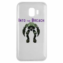 Чехол для Samsung J2 2018 Into the Breach roboi