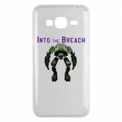 Чехол для Samsung J3 2016 Into the Breach roboi