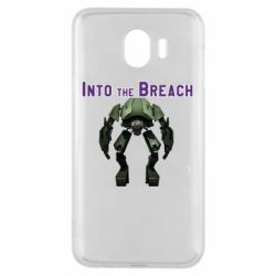 Чехол для Samsung J4 Into the Breach roboi