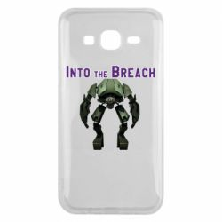 Чехол для Samsung J5 2015 Into the Breach roboi