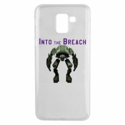 Чехол для Samsung J6 Into the Breach roboi
