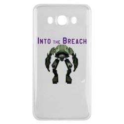 Чехол для Samsung J7 2016 Into the Breach roboi