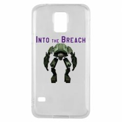 Чехол для Samsung S5 Into the Breach roboi