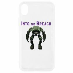 Чехол для iPhone XR Into the Breach roboi