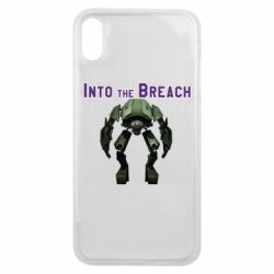Чехол для iPhone Xs Max Into the Breach roboi