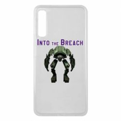 Чехол для Samsung A7 2018 Into the Breach roboi