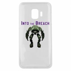 Чехол для Samsung J2 Core Into the Breach roboi