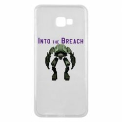 Чехол для Samsung J4 Plus 2018 Into the Breach roboi