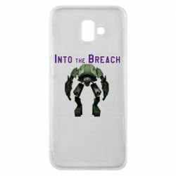 Чехол для Samsung J6 Plus 2018 Into the Breach roboi