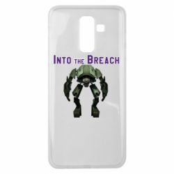 Чехол для Samsung J8 2018 Into the Breach roboi