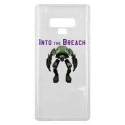 Чехол для Samsung Note 9 Into the Breach roboi