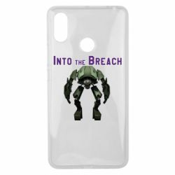 Чехол для Xiaomi Mi Max 3 Into the Breach roboi