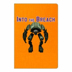 Блокнот А5 Into the Breach roboi