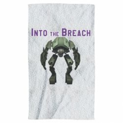 Полотенце Into the Breach roboi