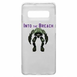 Чехол для Samsung S10+ Into the Breach roboi