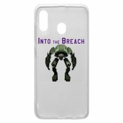 Чехол для Samsung A20 Into the Breach roboi