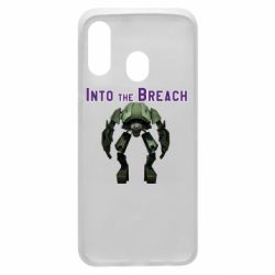 Чехол для Samsung A40 Into the Breach roboi