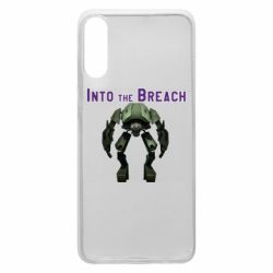 Чехол для Samsung A70 Into the Breach roboi