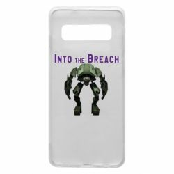 Чехол для Samsung S10 Into the Breach roboi