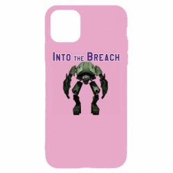 Чехол для iPhone 11 Into the Breach roboi