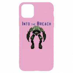 Чехол для iPhone 11 Pro Into the Breach roboi