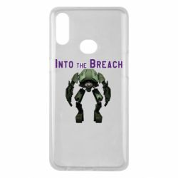 Чехол для Samsung A10s Into the Breach roboi