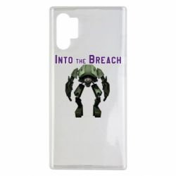 Чехол для Samsung Note 10 Plus Into the Breach roboi