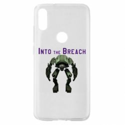 Чехол для Xiaomi Mi Play Into the Breach roboi
