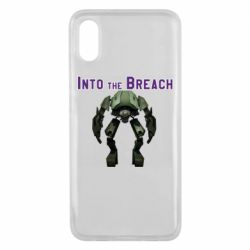 Чехол для Xiaomi Mi8 Pro Into the Breach roboi