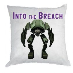 Подушка Into the Breach roboi
