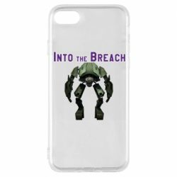 Чехол для iPhone 7 Into the Breach roboi